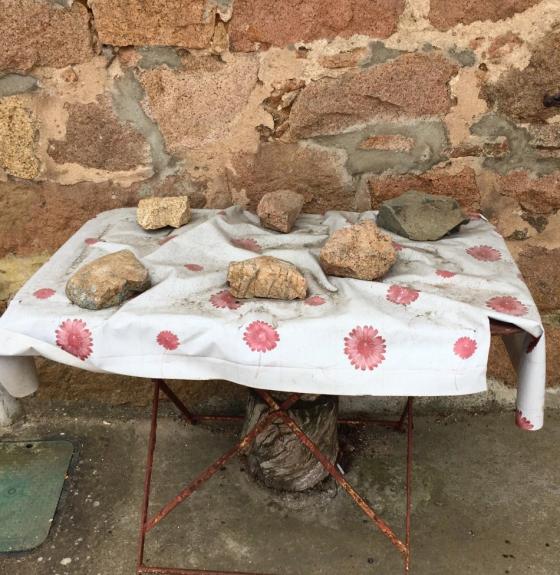 Rätsel des Alltags Korsika Street Photography